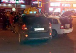В Курске две автоледи не поделили дорогу, одна из них попала в больницу