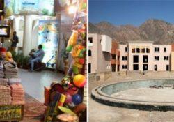 Египетские курорты превращаются в «города-призраки»