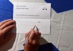 Шотландцы устали от нескончаемых референдумов