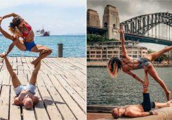 Путешествия и йога – залог истинного счастья и здоровья!